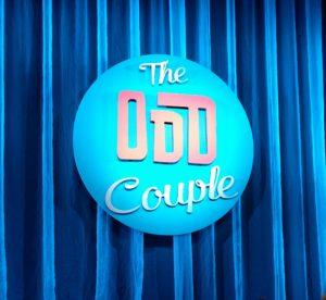 The Odd Couple logo