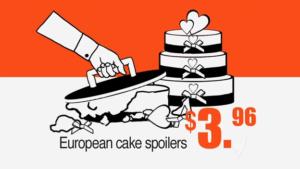 Newstopia S3E3 - Cake Spoilers