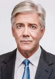 "Shaun Micalled as ""The Ex-PM"""