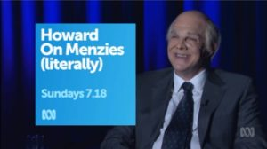 Mad As Hell S6 Ep6: Howard on Menzies