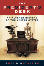 The President's Desk: Unconfirmed Cover