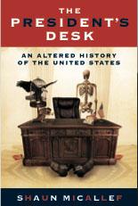 The President's Desk: Unconfirmed Cover